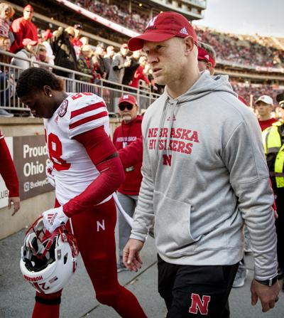 Nebraska vs. Ohio State, 11.3.18