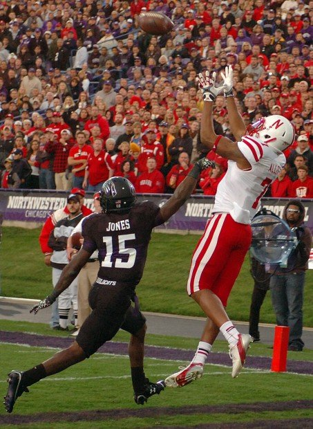 Nebraska vs. Northwester, 10.20.2012