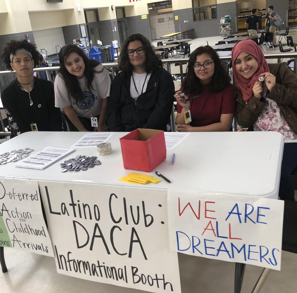 Southeast DACA information booth
