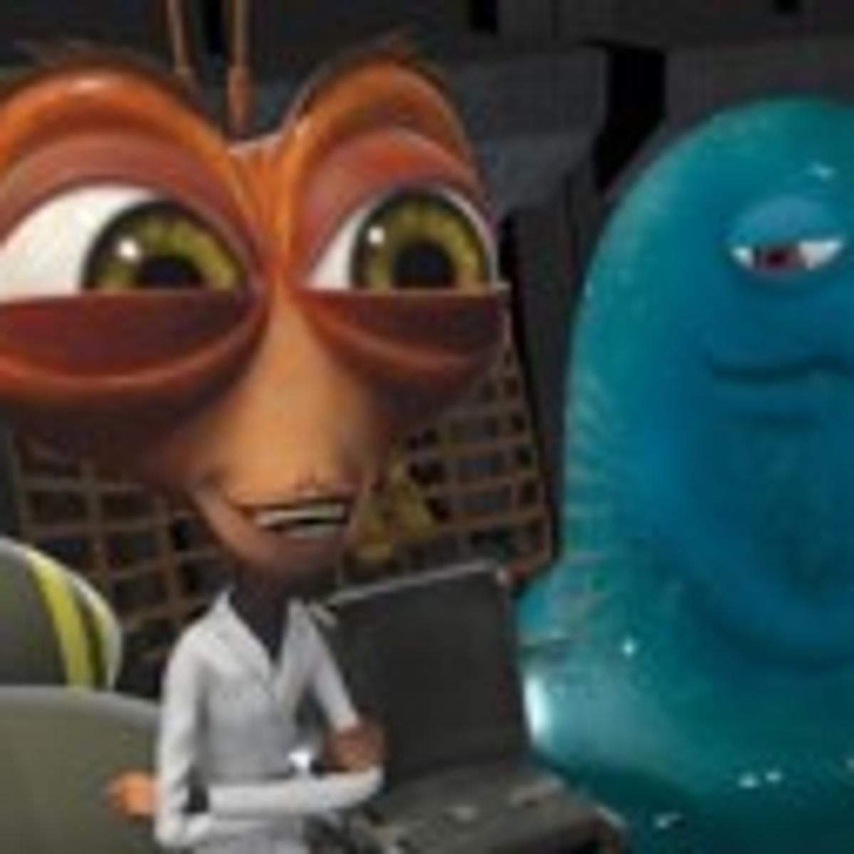 Monsters Vs Aliens Movies Journalstar Com