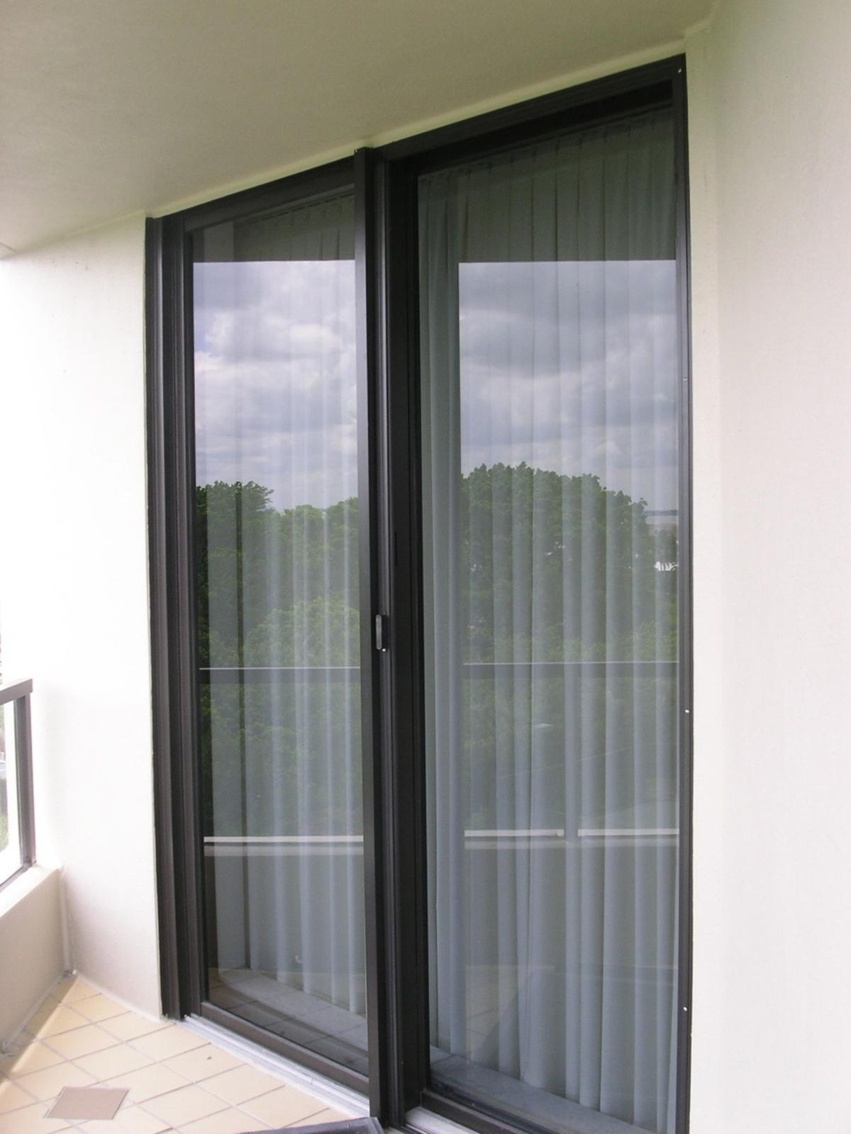 James dulley retractable screen best alternative to for Sliding screen door frame