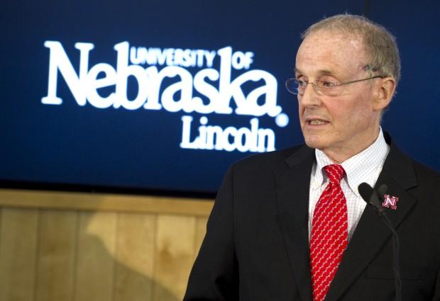 Nebraska Athletic Director announcement