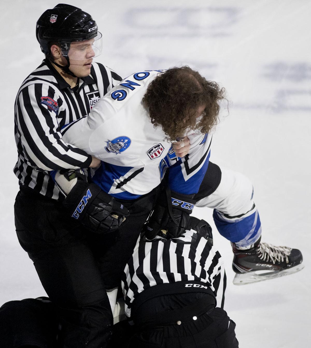 Fargo vs. Lincoln Stars, 11/17/17