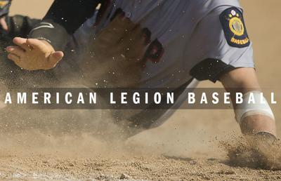 American Legion baseball logo 2014