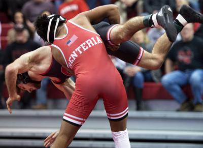 Rutgers vs. Nebraska, 1/21/18
