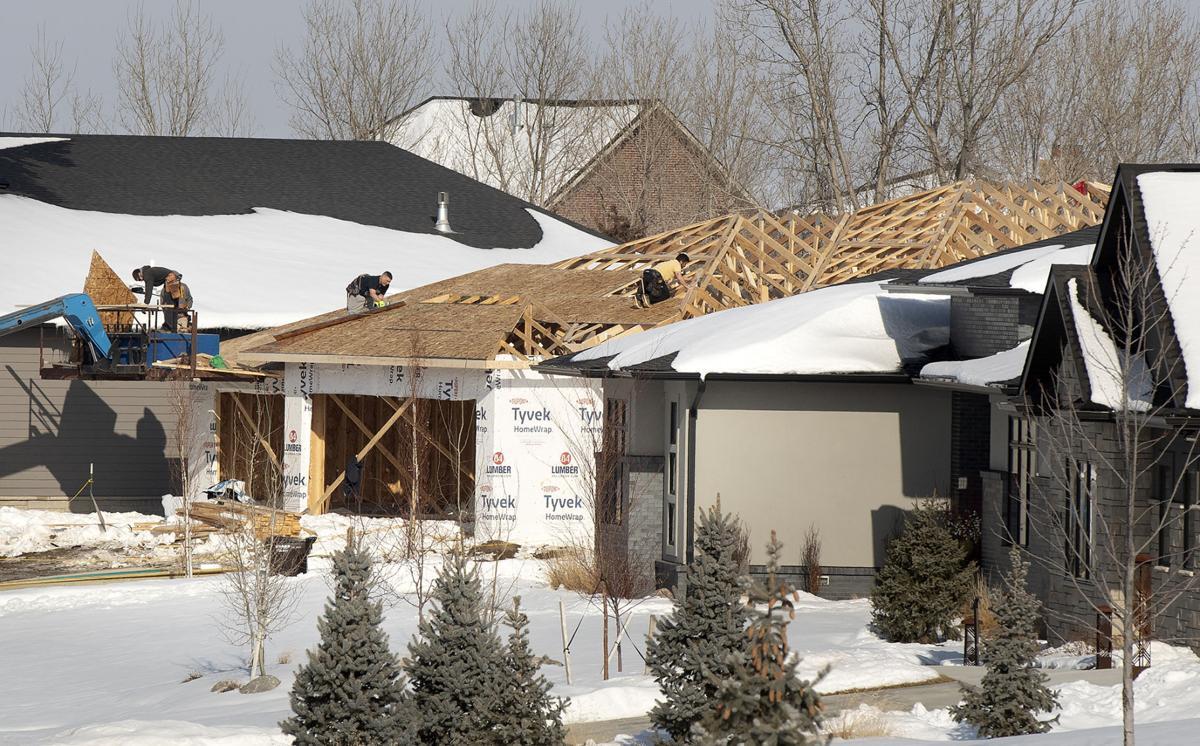 Progress home building