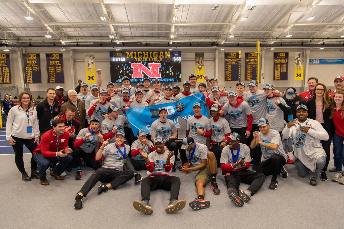 Big Ten indoor track champions 2019