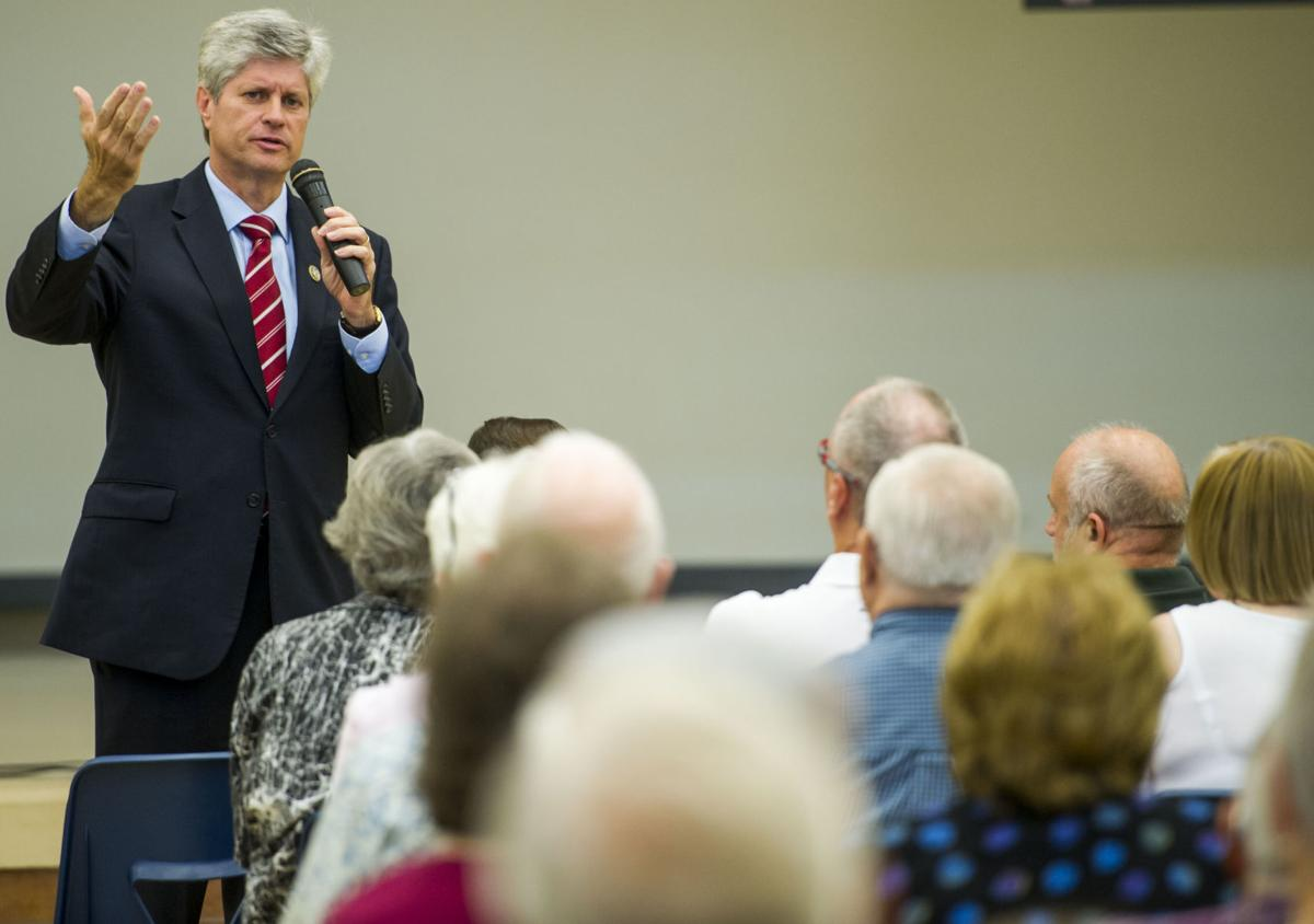 Fortenberry Town Hall