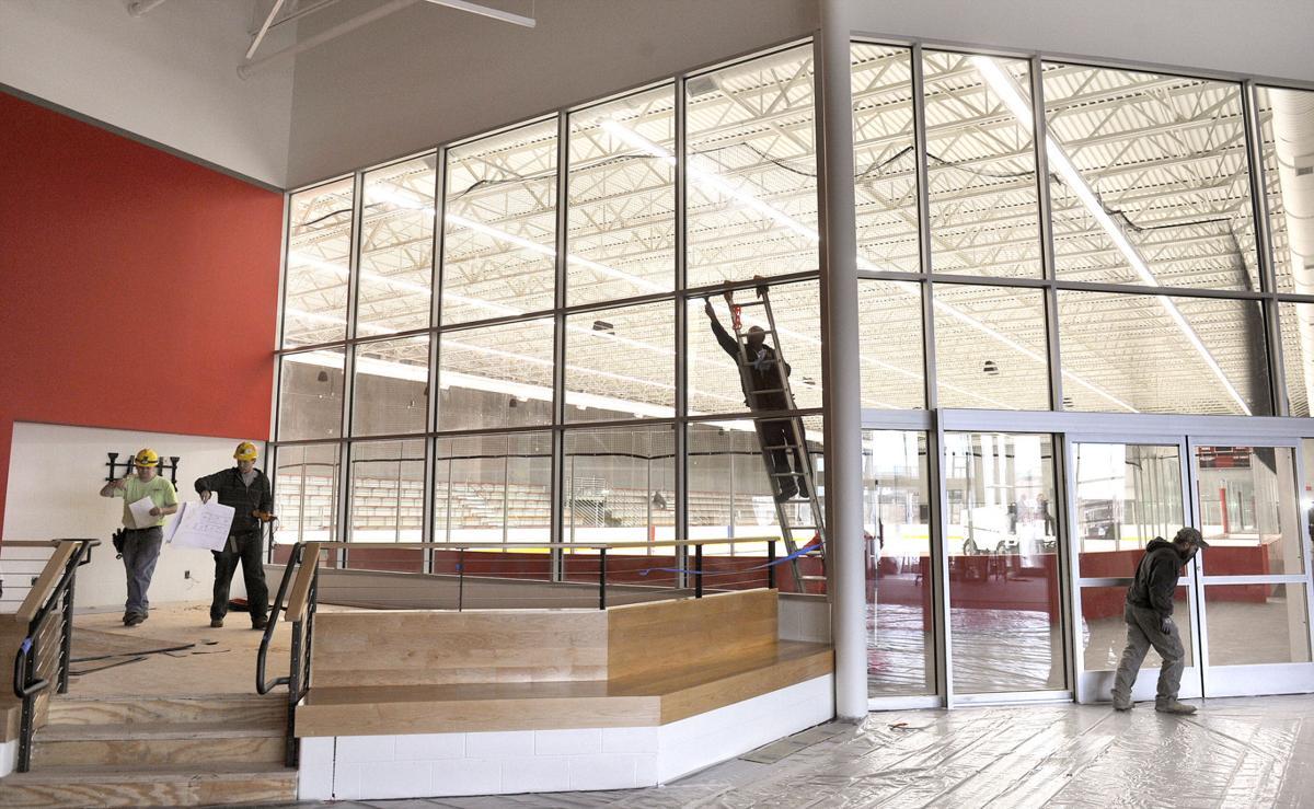 Breslow Ice Center