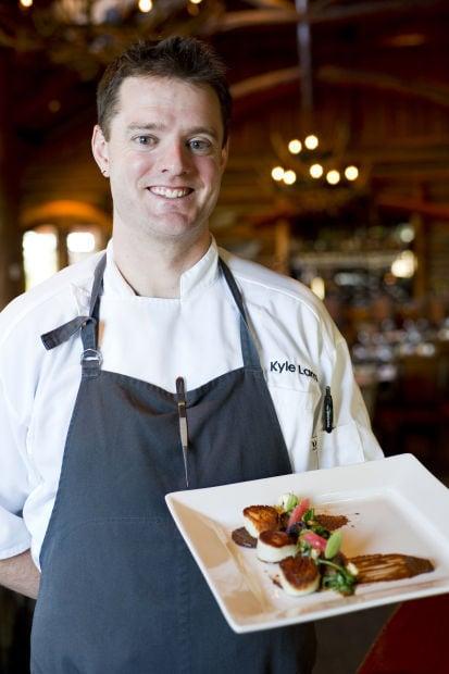 New Chef at Wilderness Ridge