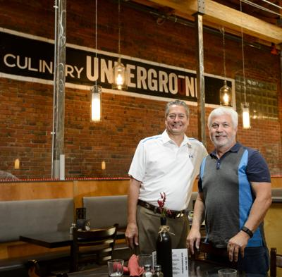 Dining Out: Culinary Underground