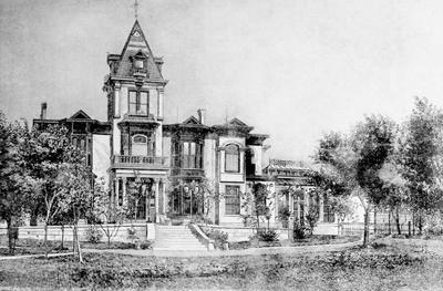 Emerald Mansion Jim McKee