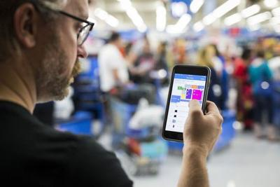 68c0acb09a9c Wal-Mart Pushes Its Sole Edge Over Amazon