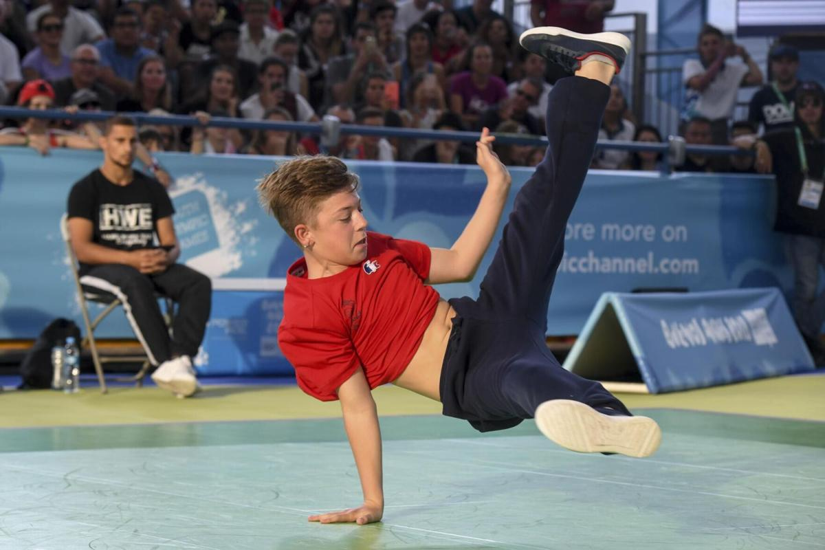 Breakdancing to make its Olympic debut at Paris 2024