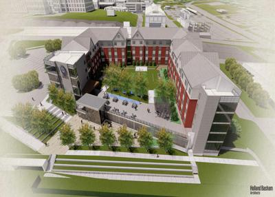 New Creighton residence hall