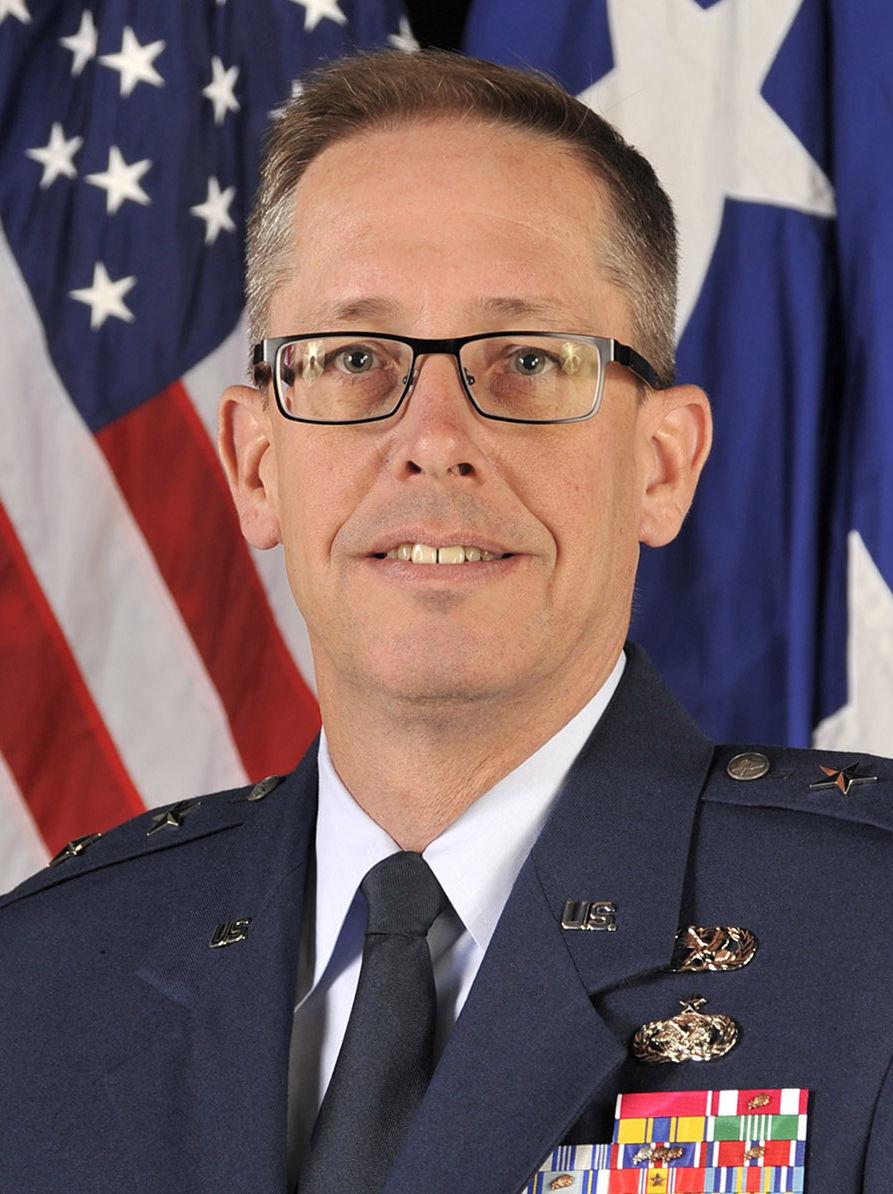 Maj. Gen. Daryl Bohac