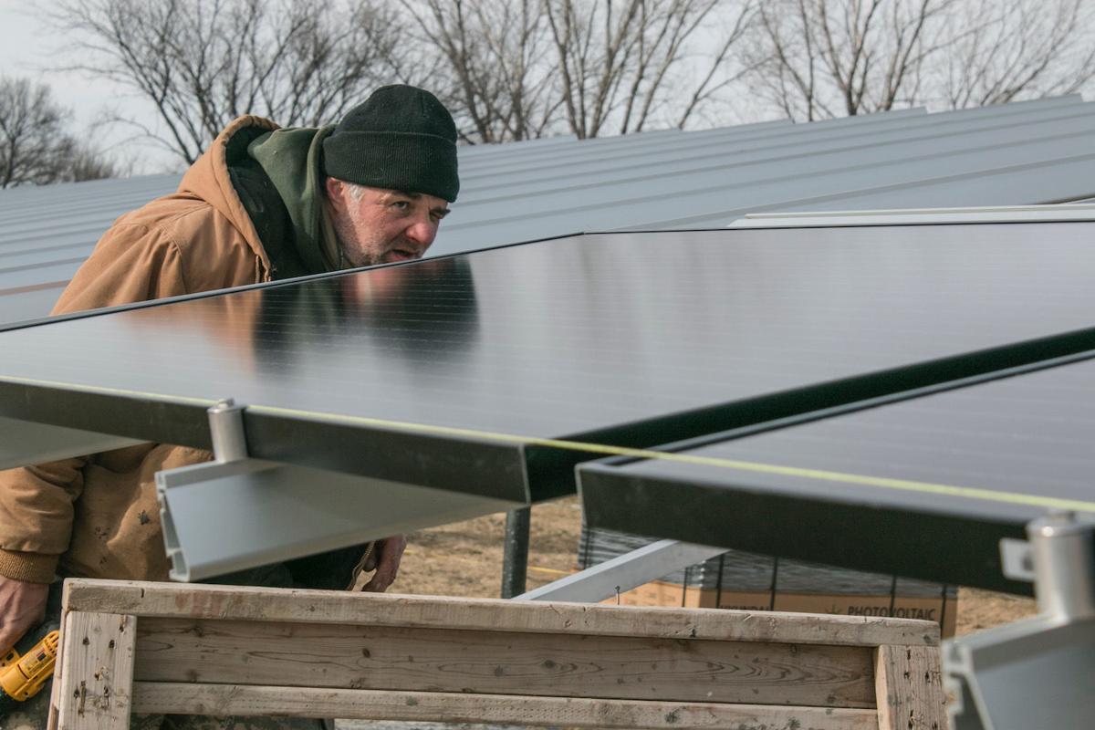 Ho-Chunk solar