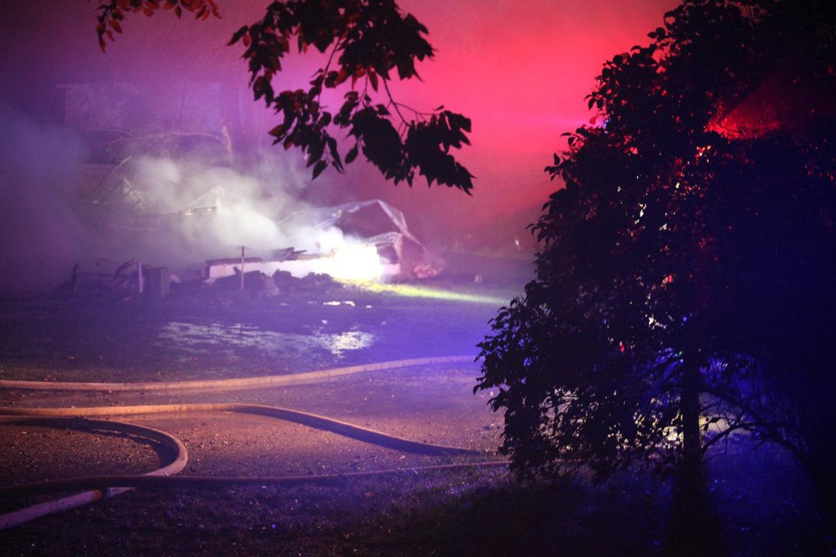 56th Street fire