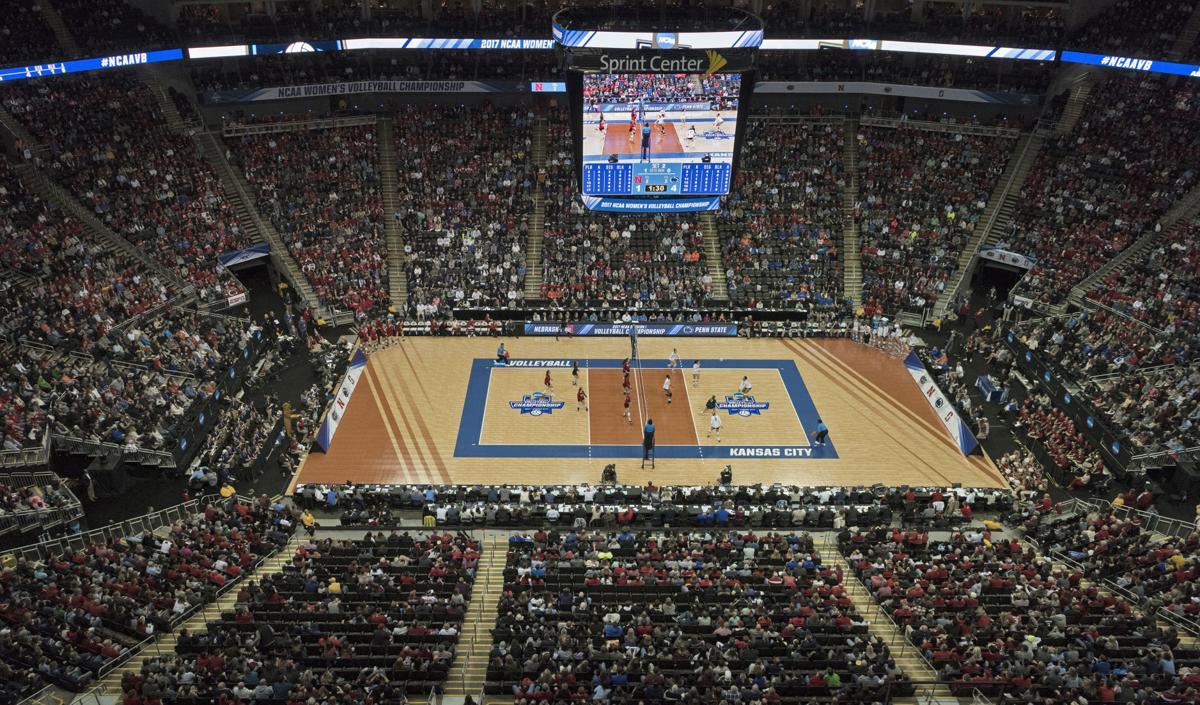 NCAA Final Four, Penn State vs. Nebraska, 12/14/17
