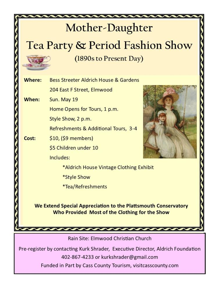 Mother-Daughter Tea Party & Style Show