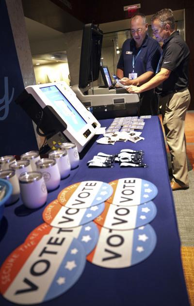 Election Insecurity Vendor Vulnerability
