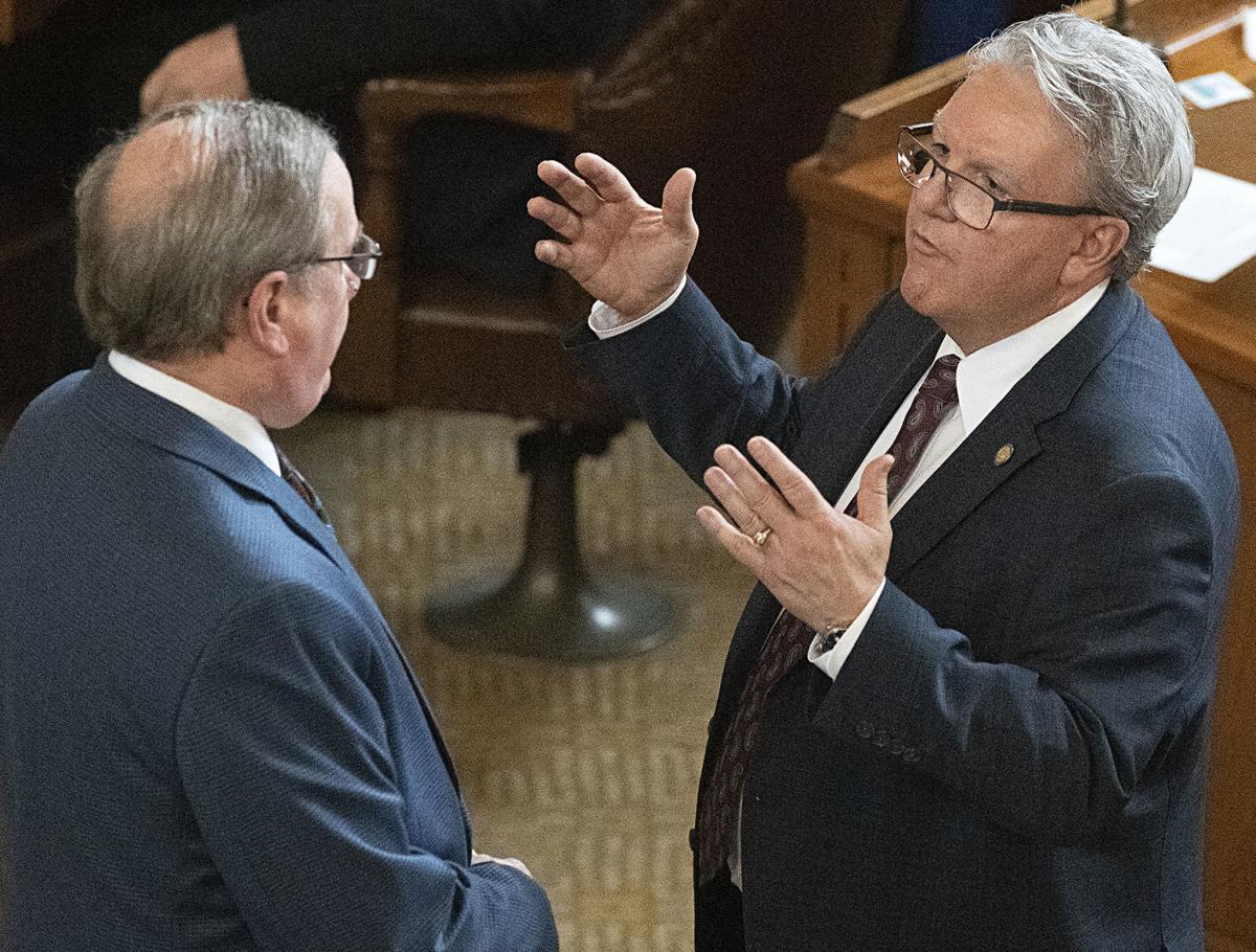 Legislature virus
