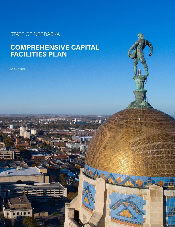 Capitol campus master plan proposal