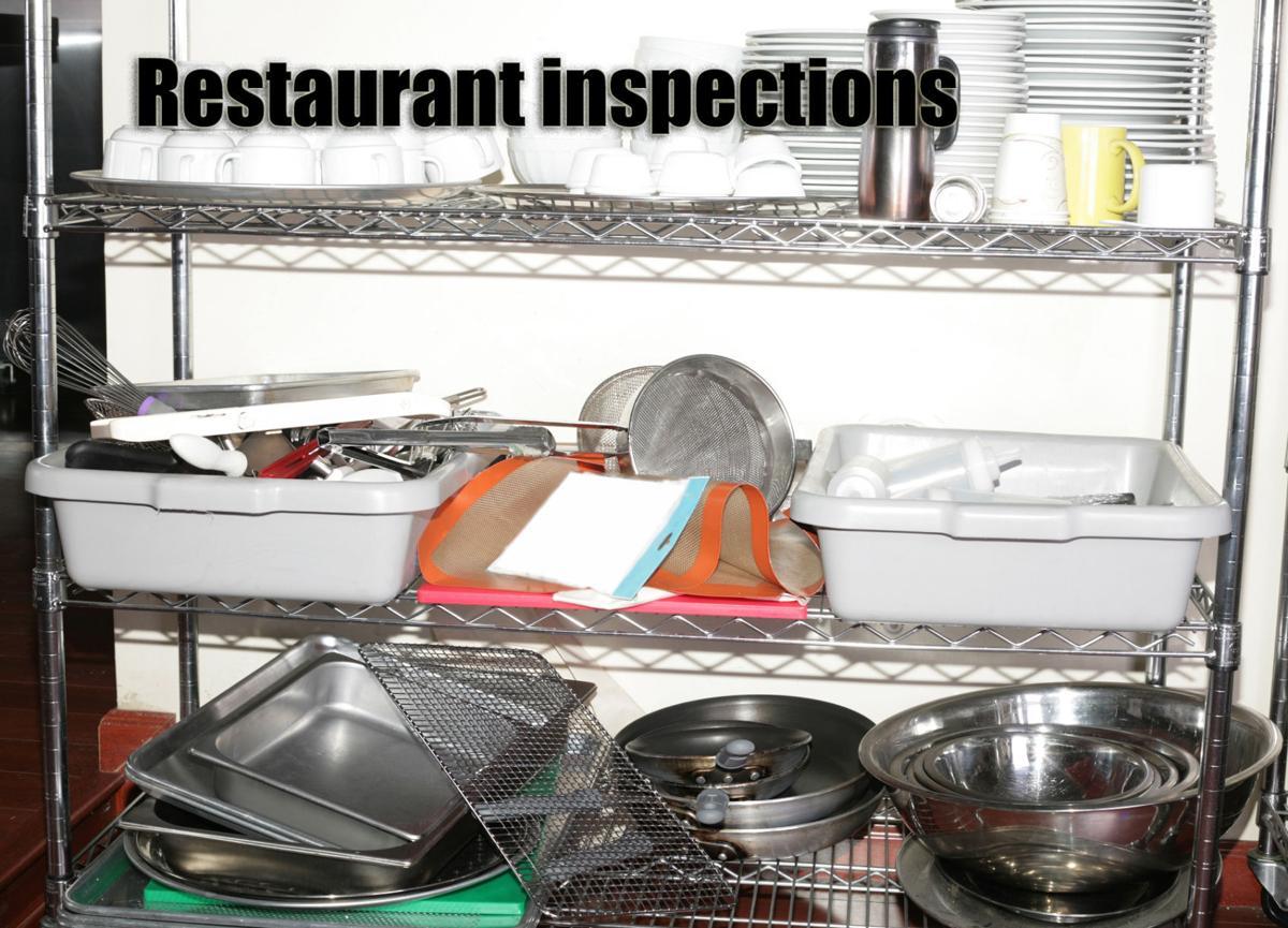 Restaurant inspections logo 2016