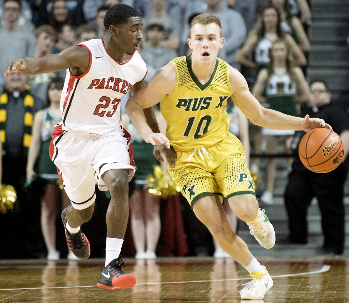 A state, Lincoln Pius X vs. Omaha South, 3/9