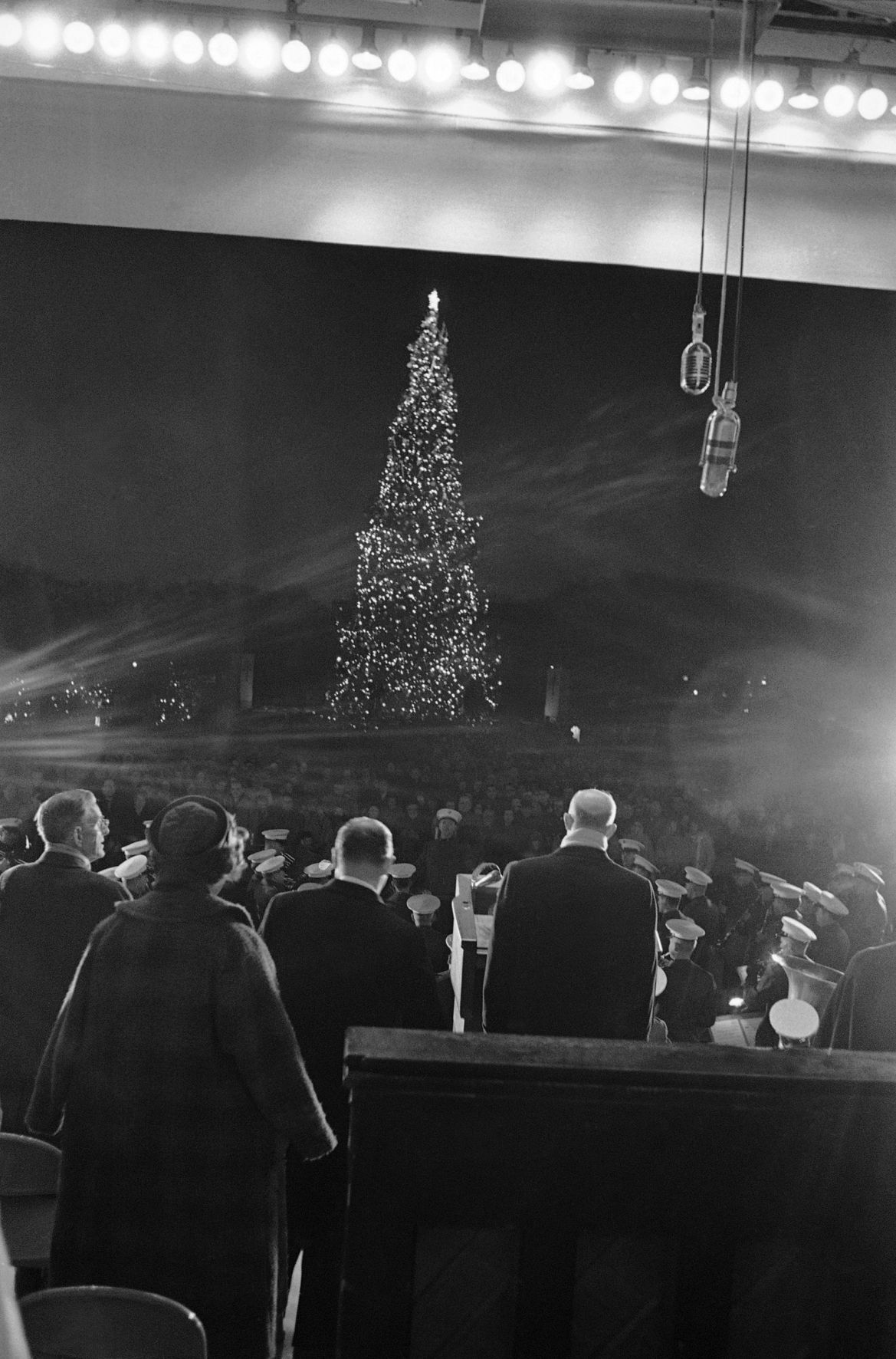 s Looking back at eight decades of National Christmas Trees