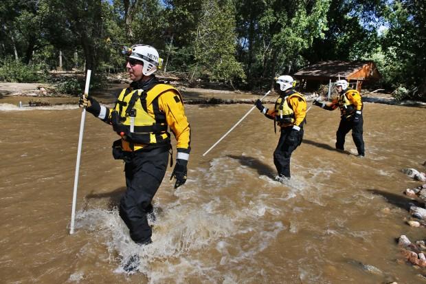 Urban Search and Rescue Nebraska Task Force 1