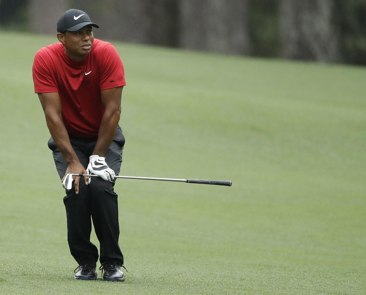 Tiger Woods seals fifth Masters title, first major championship win