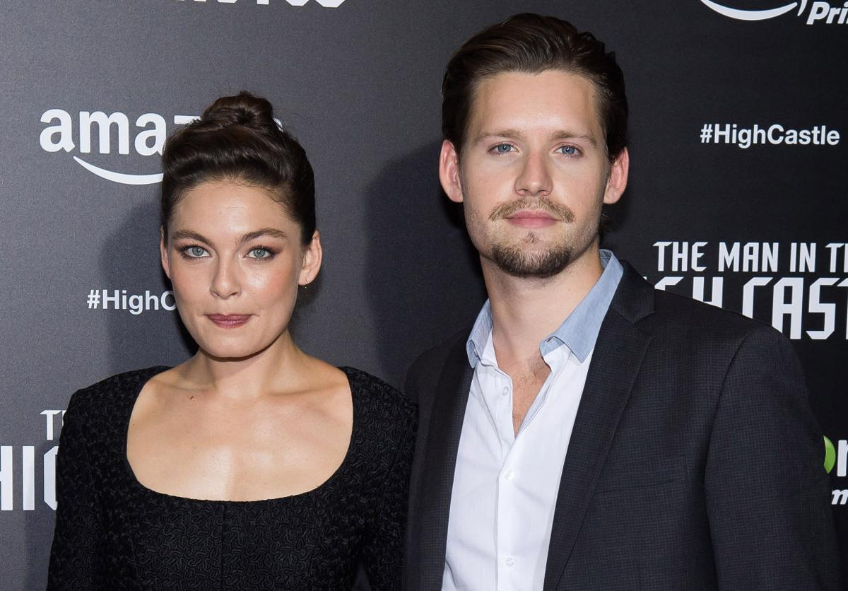 "NY Premiere Amazon's ""The Man in the High Castle"""