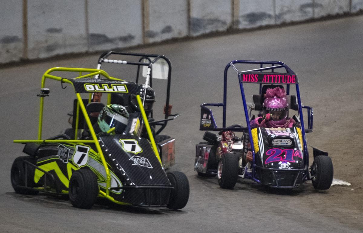 Go-Kart racing, 12.30