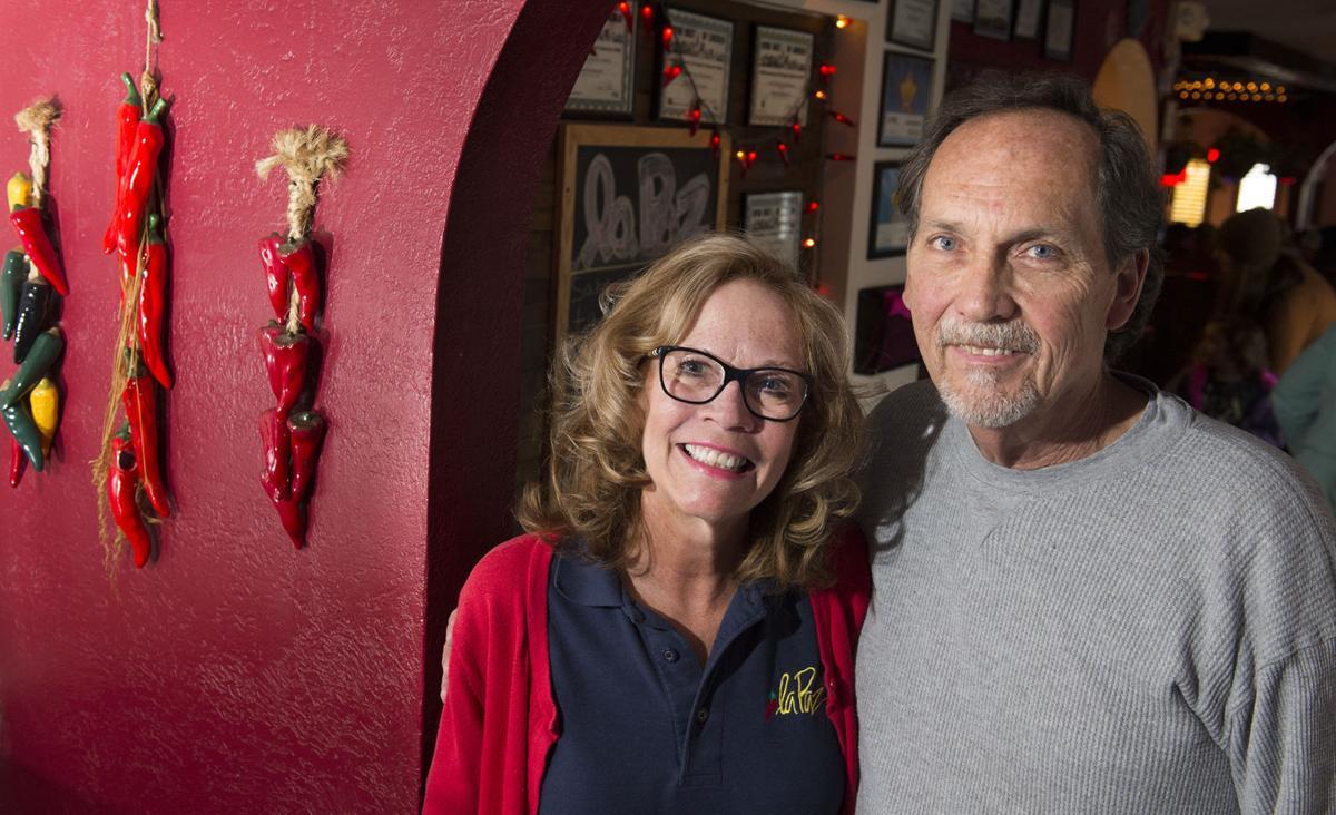 Rick and Julie Holm sell La Paz