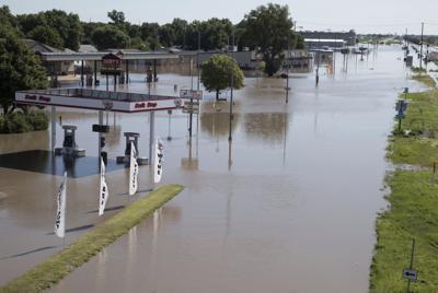Summer Flooding Nebraska