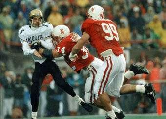 Top 10 Memorial Stadium games: No. 3, Colorado 1992