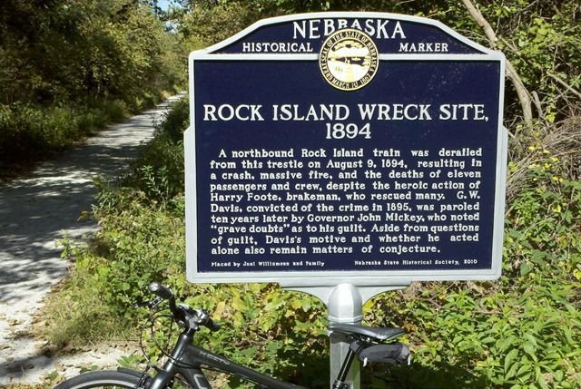 Rock Island wreck