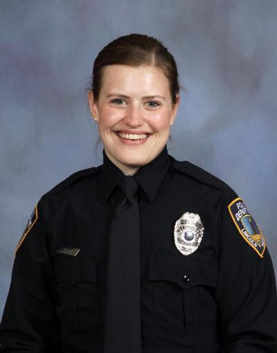 Officer Sarah Williams