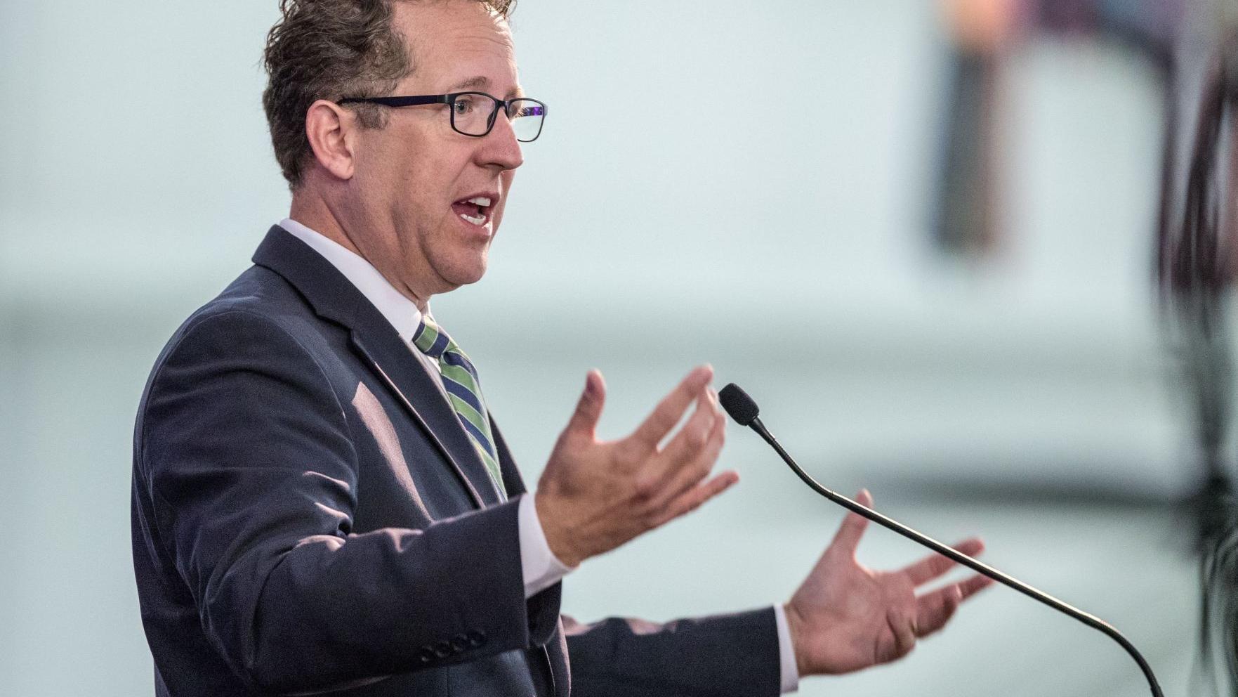 Smith seeks leading GOP slot on powerful tax-writing committee