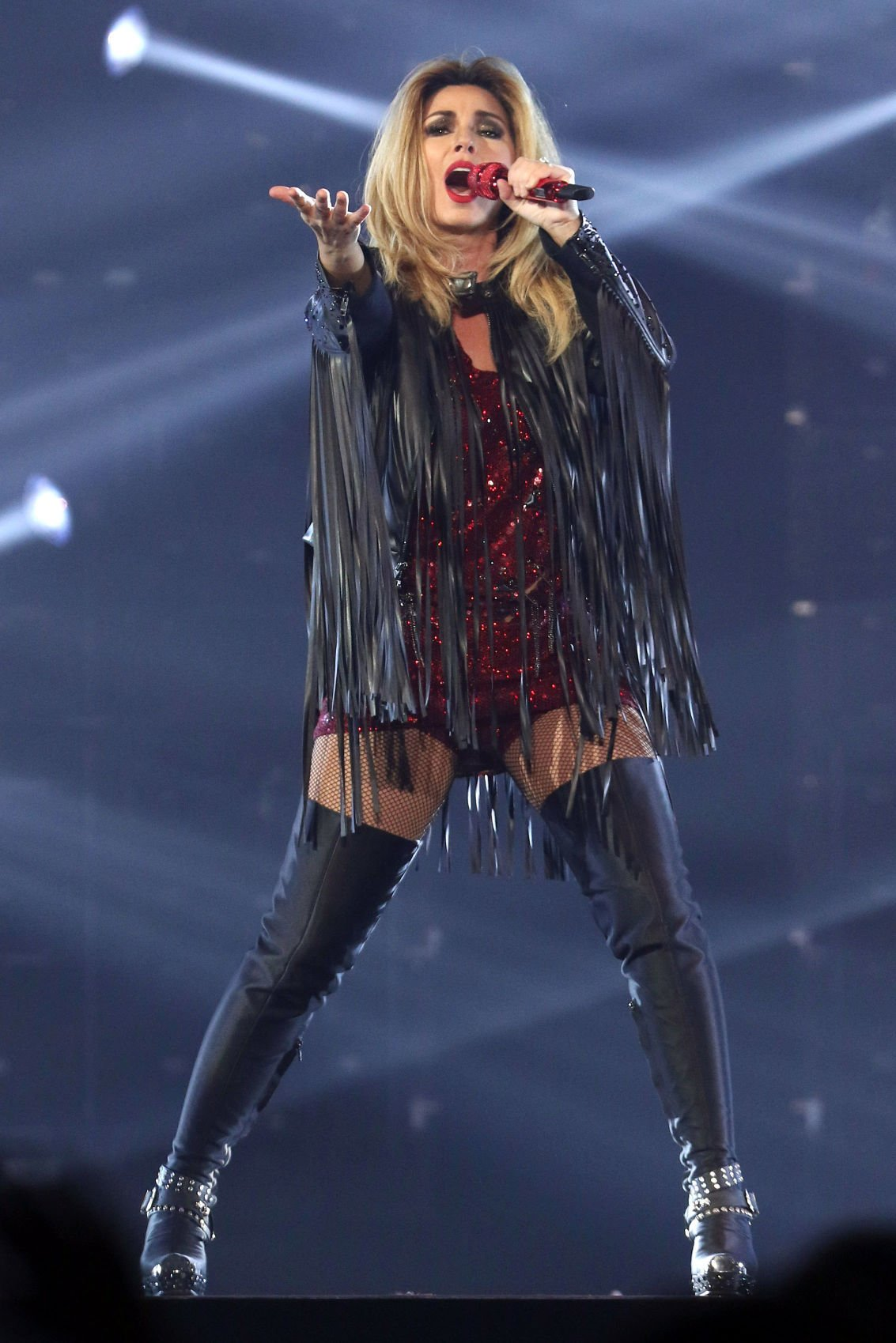 Shania Twain To Continue To Rock The Country Music