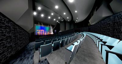 Wesleyan theatre