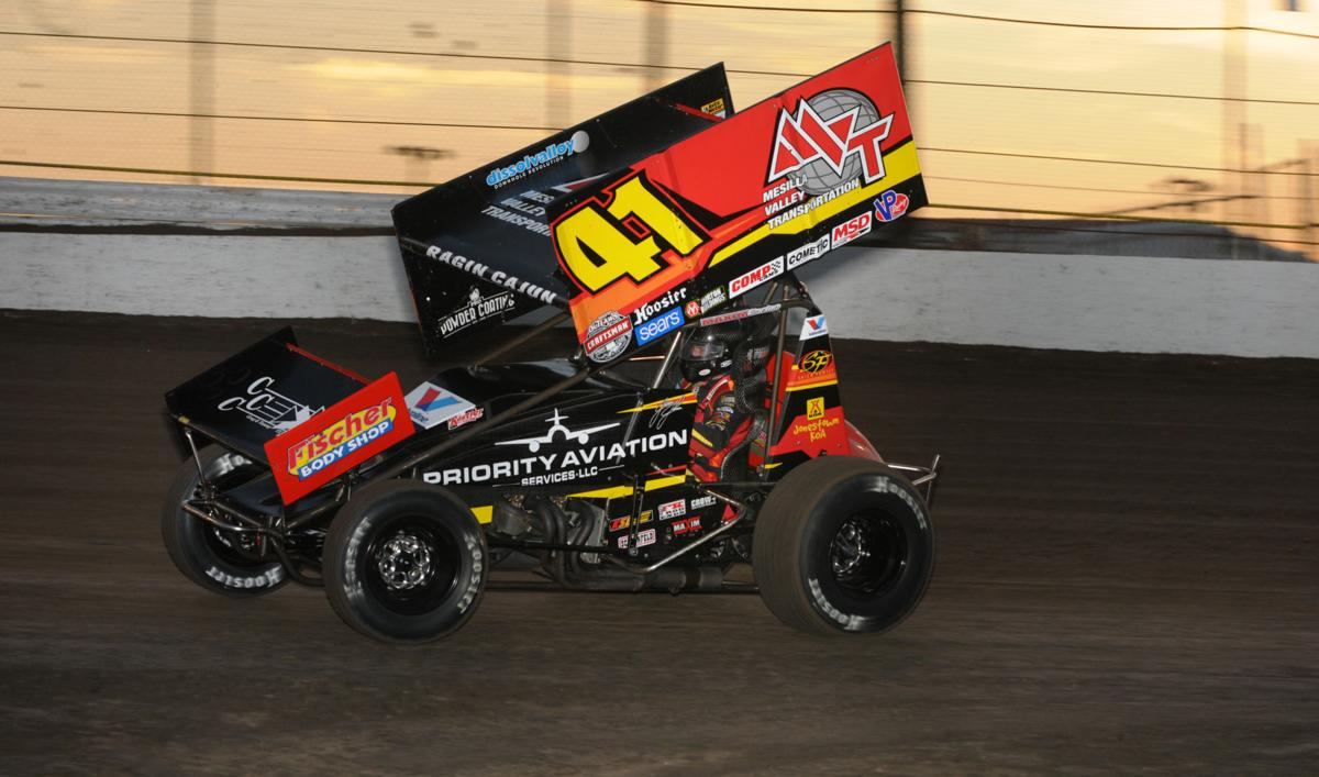 Johnson Riding High Going To Junction Motor Speedway For