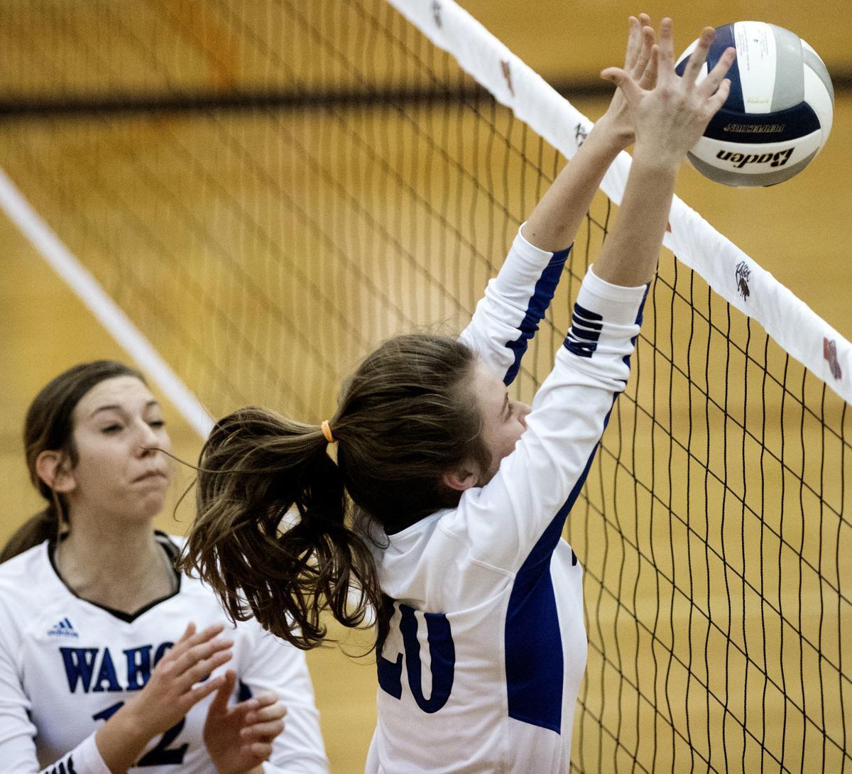 Wayne vs. Wahoo, 11.8.18