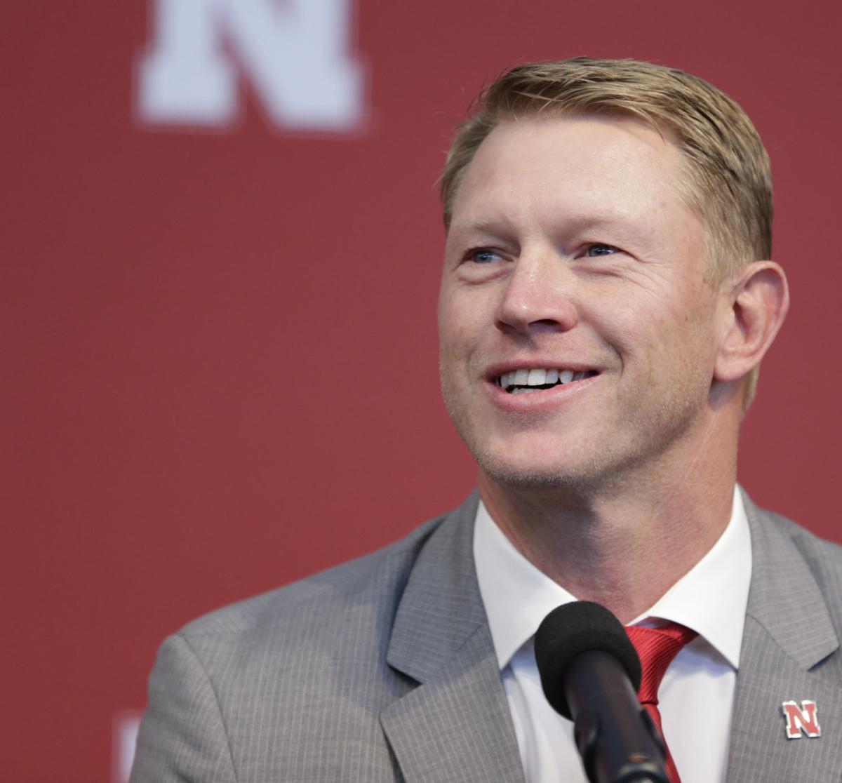 Nebraska Frost Hired Football