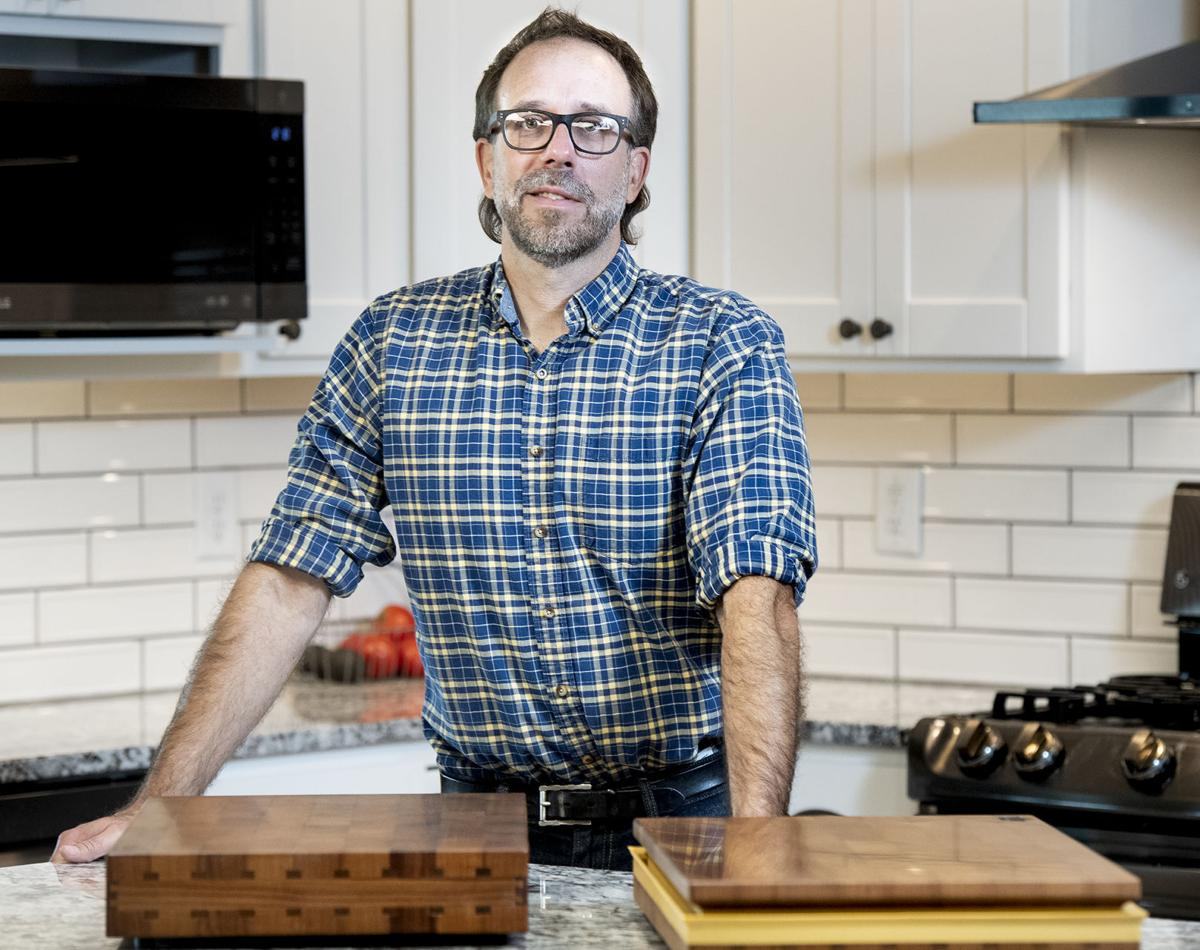 The Decent Co. cutting boards