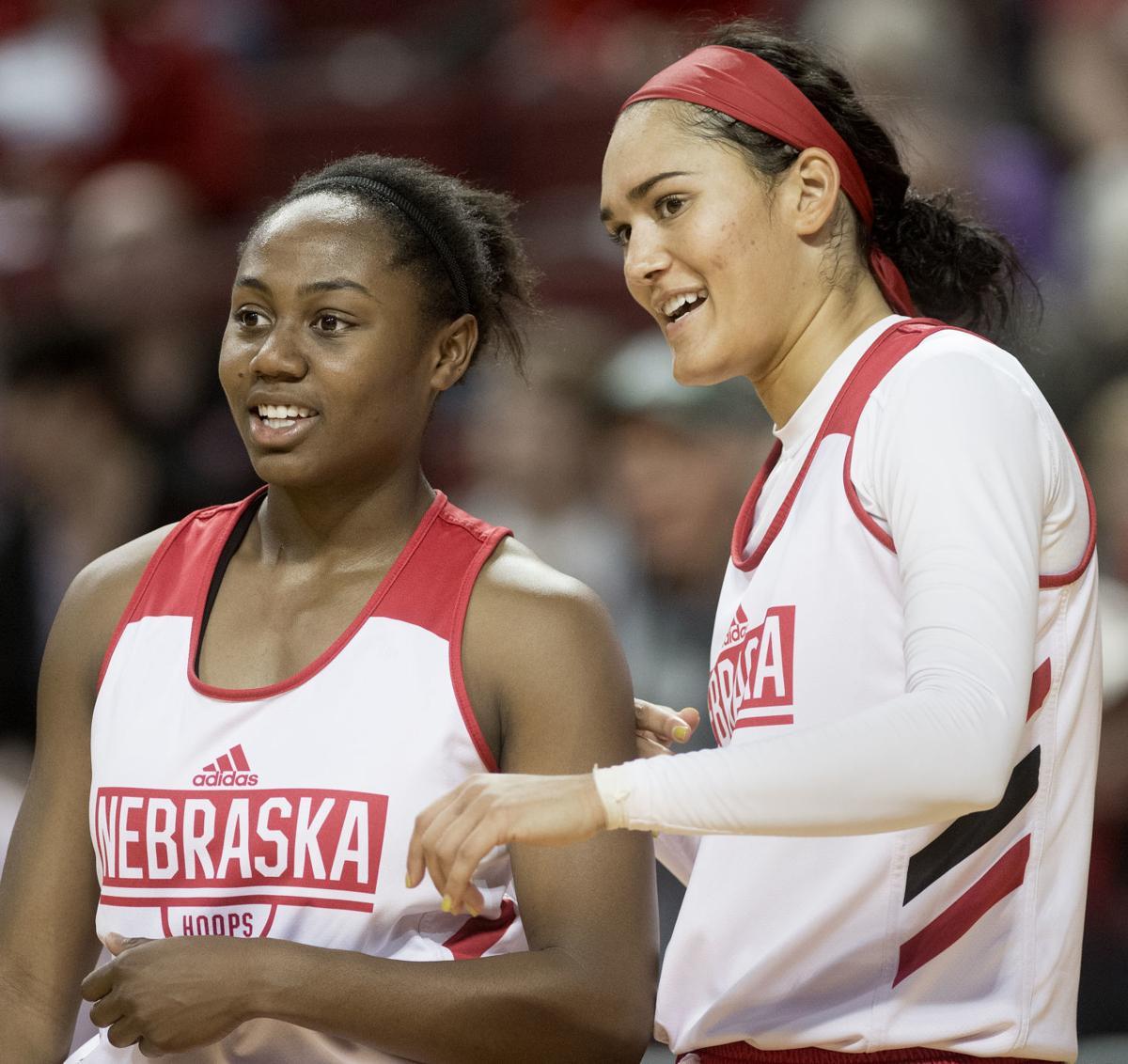 Nebraska Women's Basketball Open Practice, 10.23.18