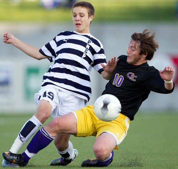Creighton Prep vs. Grand Island boys state soccer