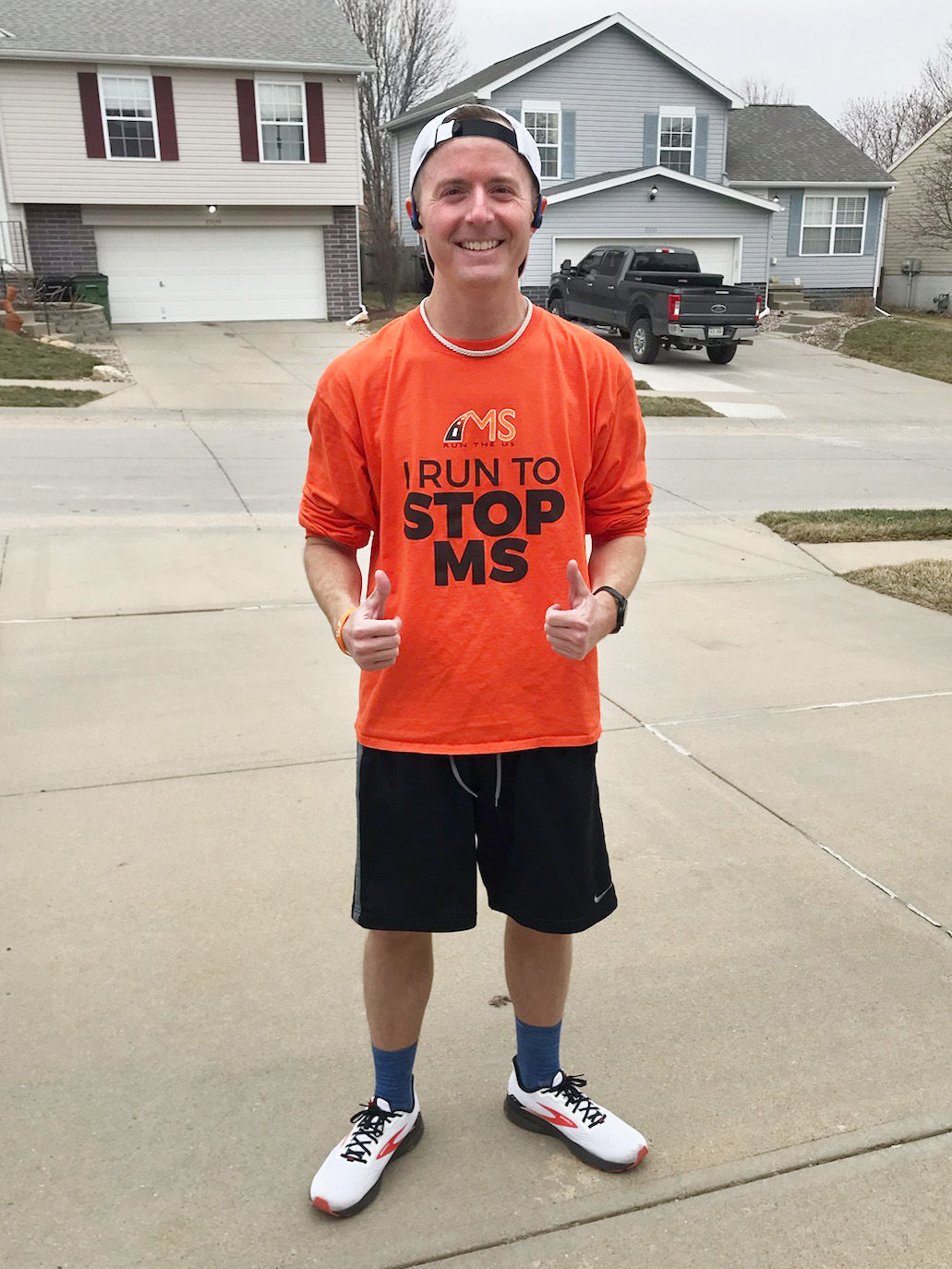 Run for MS