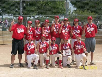 Lincoln Rebels 13U baseball team ranked No  1 nationally